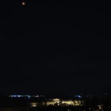 lunar eclipse 2015 Vienna