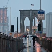 rainy new york 2009